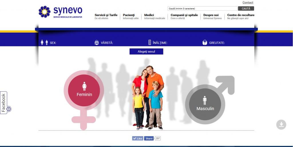 aplicatie-imc-synevo-web-endsoft-portofoliu